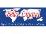 BELLA LINGUA - ŠKOLA STRANIH JEZIKA