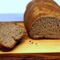 Crni pšenični hleb