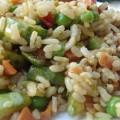 Salata od integralnog pirinča