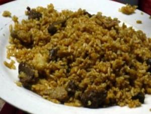 Jagnjetina sa pirinčom