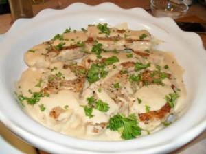 Kremenadle u sosu od pavlake