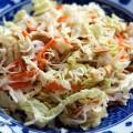Salata od kupusa i tunjevine