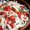 Salata sa peršumom i lukom