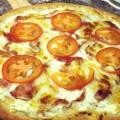 Pica sa paradajzom i pršutom