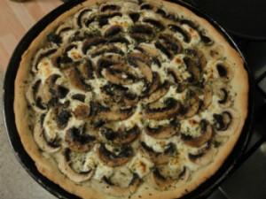 Pica sa šampinjonima