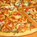 Posna pizza sa pečurkama