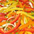 Salata od sveze paprike