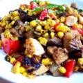 Salata sa patlidžanom i susamom