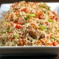 Posna salata od integralnog pirinča