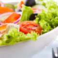 Salata od svežeg povrća