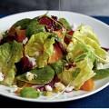 Salata od pečenog povrća sa sirom