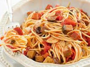 Špagete na Milanski nacin