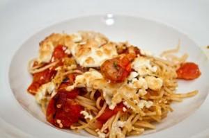 Špagete na Napuljski način