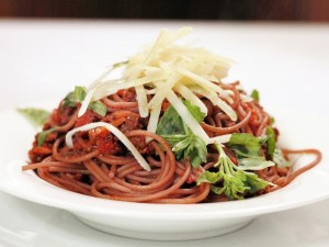 Špagete u vinu