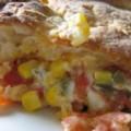 Torta od pasulja i kukuruza