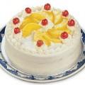 Torta sa ananasom i višnjama
