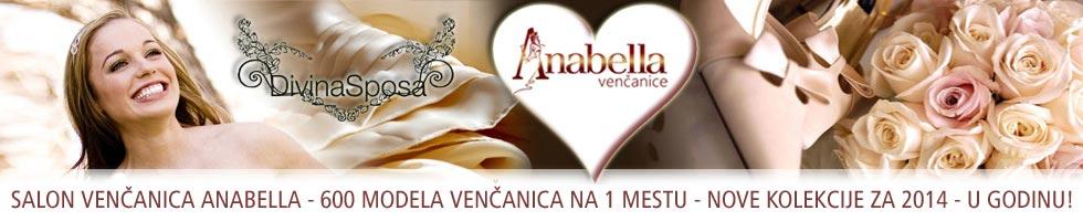 Sponzor banner Anabella venčanica