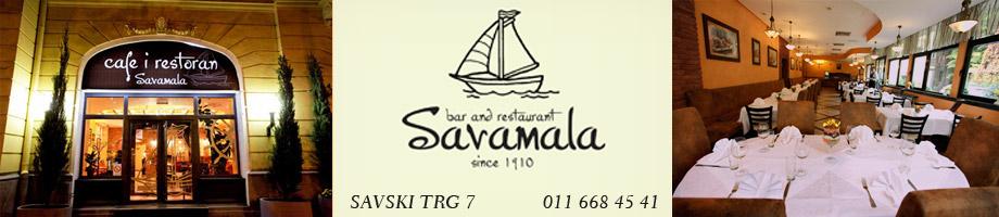 Restoran Savamala